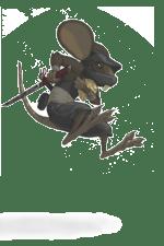 ninja-mouse